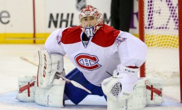 Q & A with Carey Price of the Montreal Canadiens