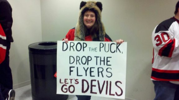 Drop The Flyers (Kim Sakevich asst'd by Diane Kull