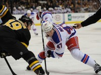 Miller vs. Seguin (Bob DeChiara-USA TODAY Sports)