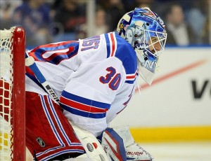 Boston's Next Task: Henrik Lundqvist (Timothy T. Ludwig-USA TODAY Sports)