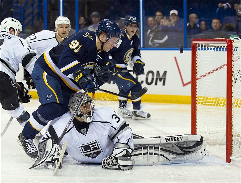 The Kings have been a thorn in the Blues' side since the 2011-12 season (Scott Rovak-USA TODAY Sports)