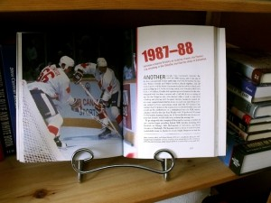 review of Firewagon Hockey by Mike Leonetti