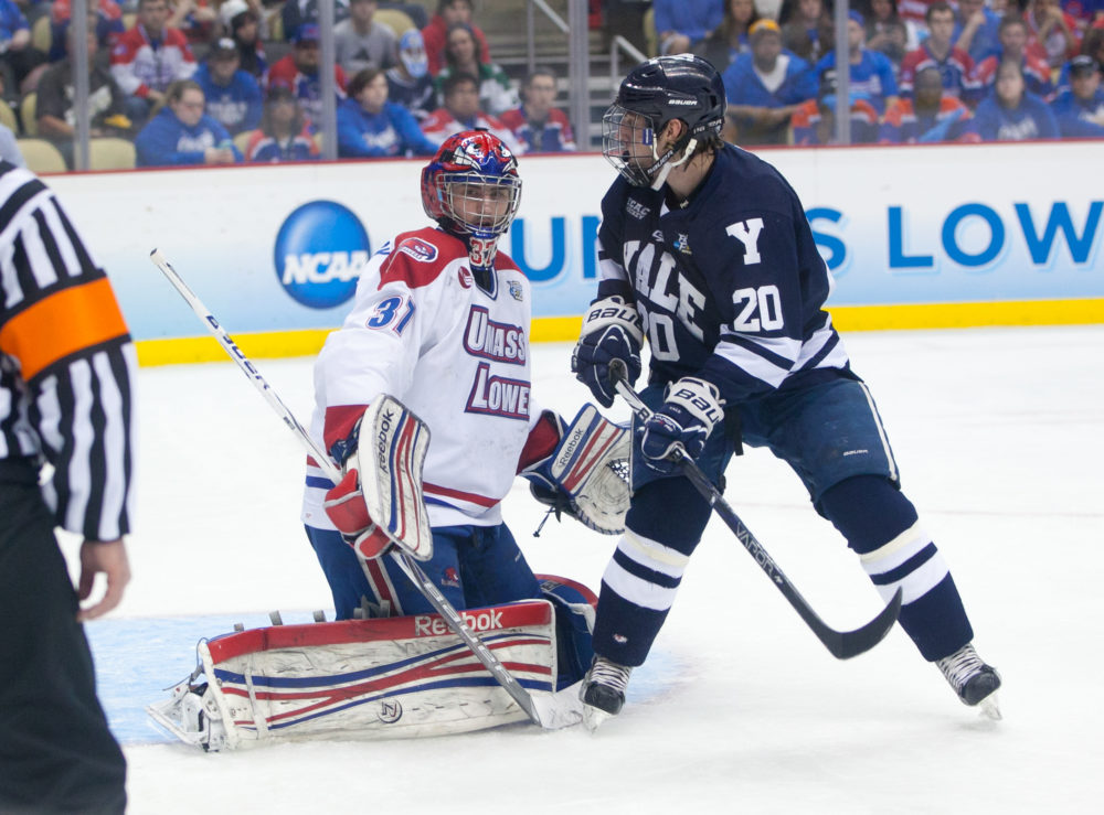 Connor Hellebuyck: Big and Boring, but also Brilliant