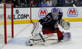 Bobrovsky Ends Tampa Bay's Winning Streak at Home