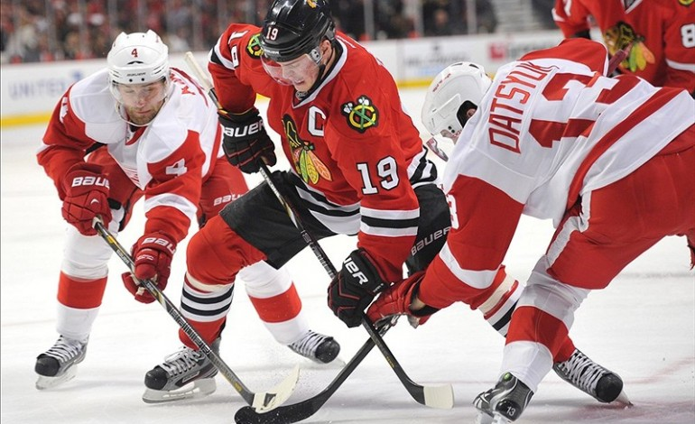 Jonathan Toews Wins Selke