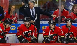 Flames Make Smart Move, Extend Bob Hartley
