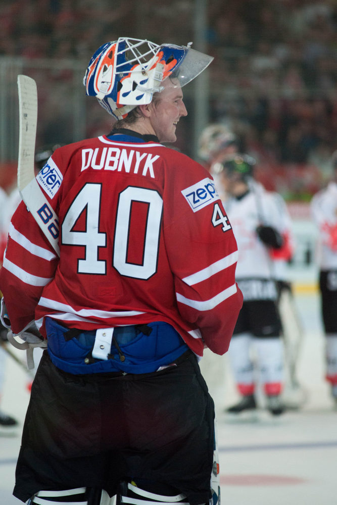 Devan_dubnyk_-_switzerland_vs._canada_29th_april_2012