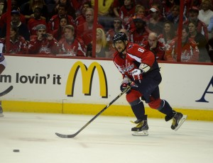 Ovechkin's Capitals have posted a 5-6-1 record against the West this season (Tom Turk/THW)