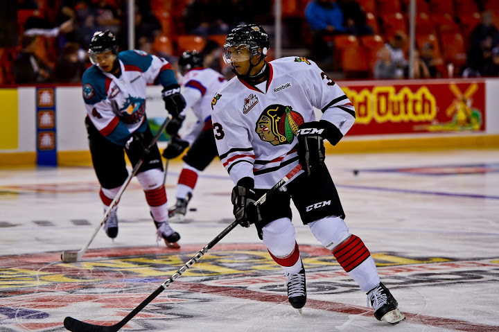 Seth Jones is a highly touted defenseman in this year's draft [photo: David Chan]
