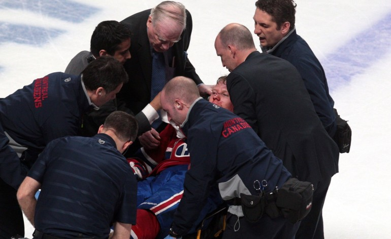 The NHL's Stretcher Era: Where Does it End?