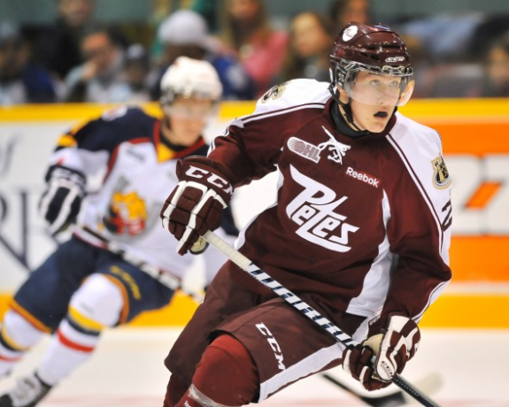 Nick Ritchie (Terry Wilson/OHL Images)