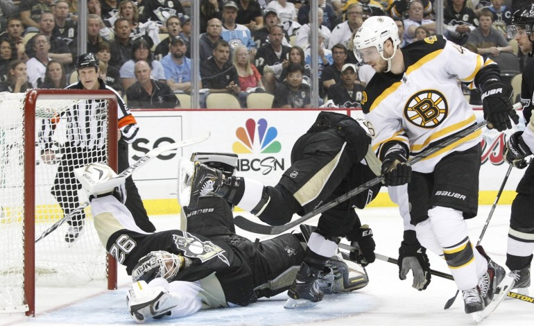 Penguins Caught in Bear Trap: Defense-less against Bruins