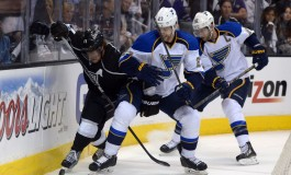 Road To Sochi: St. Louis Blues on Team Canada