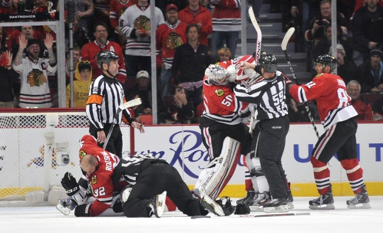 Scouting the Refs: Blackhawks/Kings – Game 4