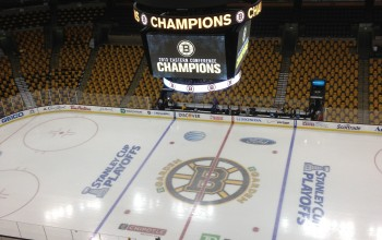 "The Bizarre Naming History of TD Garden, A.K.A. ""Derek Jeter Center"""