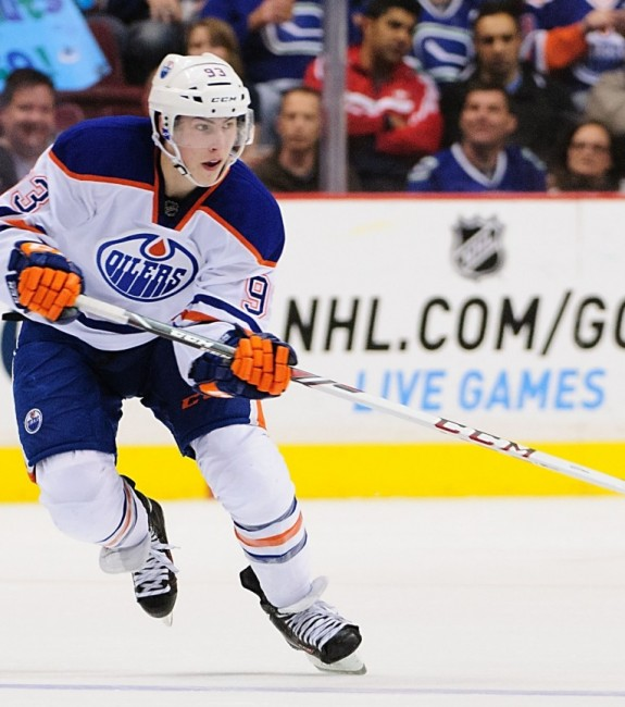 (Anne-Marie Sorvin-USA TODAY Sports) I personally had the privilege of picking Ryan Nugent-Hopkins first overall in our inaugural rookie draft. Yes, I'm Team A for future reference. I acquired that big in a blockbuster trade that also landed Tyler Seguin on my team. You can check out the details of that deal and all 122 of my fantasy trades over the last five years in this piece.