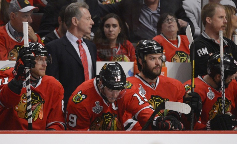 The 2013-14 Chicago Blackhawks: How They Were Built