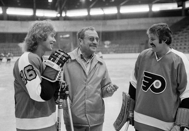 Late Flyers Coach Fred Shero Finally a Hall-of-Famer