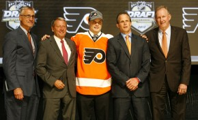 Scott Laughton is Ready to Stay in Philadelphia