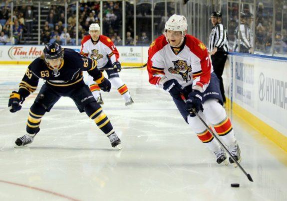 Dmitry Kulikov, Florida Panthers, NHL, Hockey