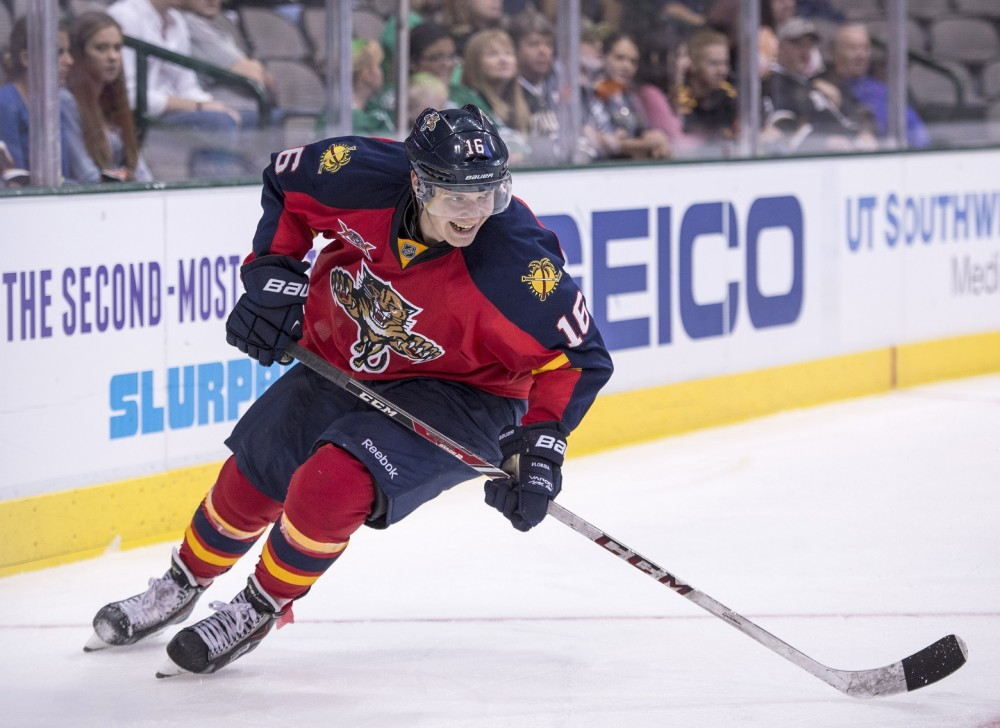 Aleksander Barkov (Jerome Miron-USA TODAY Sports)