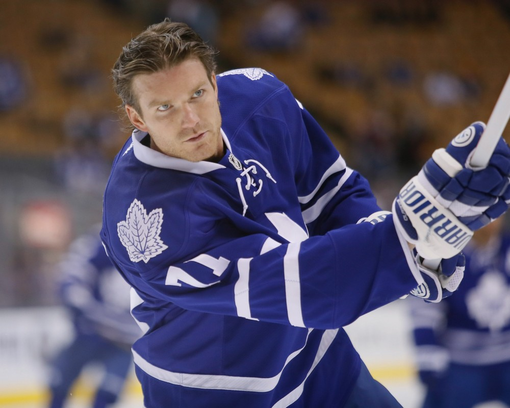 Will David Clarkson be able to come through this season? (John E. Sokolowski-USA TODAY Sports)