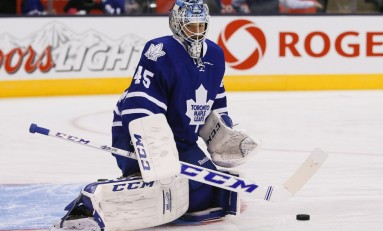 Hockey News: Jonathan Bernier Interview; Ducks Sign Bryzgalov