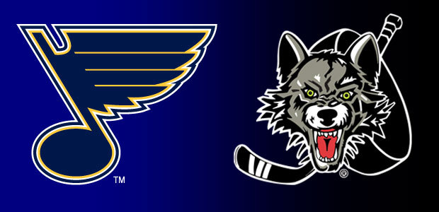 How the Chicago Wolves and St. Louis Blues Will Operate