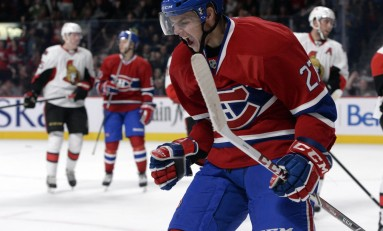Galchenyuk Practices, Kronwall Out & More News