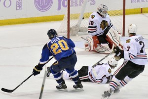 Steen has posted four goals this season (Jasen Vinlove-USA TODAY Sports)