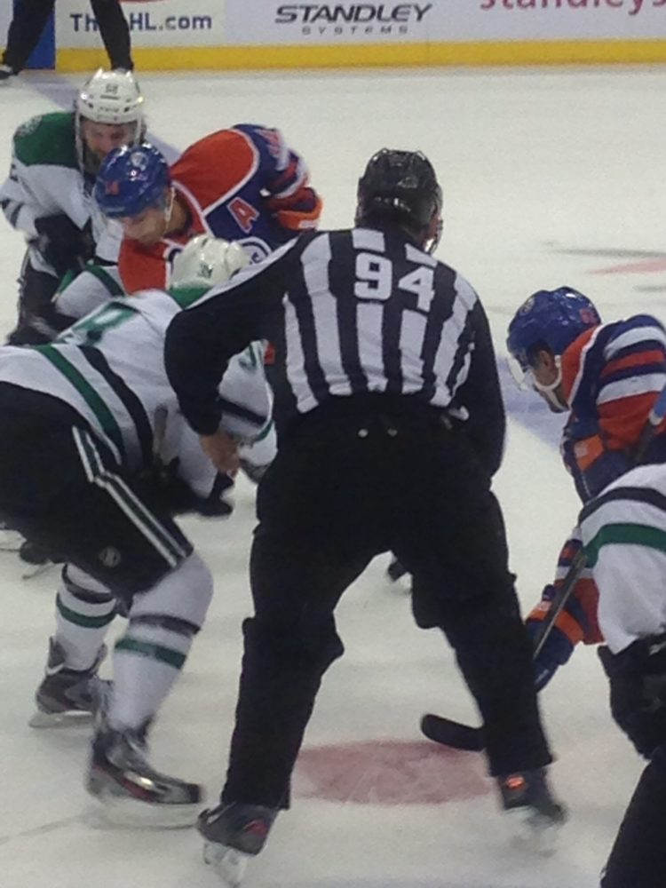 Edmonton Oilers vs. Dallas Stars in Oklahoma City