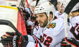 Bruising Bollig Looking To Cement Himself In Calgary