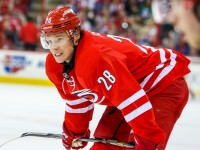 Carolina Hurricanes left wing Alexander Semin - Photo Credit:   Andy Martin Jr
