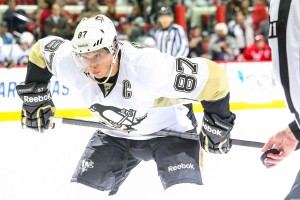 Pittsburgh Penguins center Sidney Crosby - Photo Credit: Andy Martin Jr