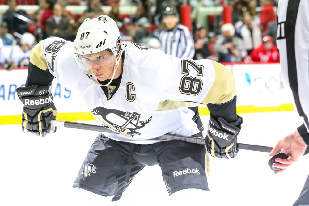 Sidney Crosby should seek a sports psychologist. (Photo Credit: Andy Martin Jr)