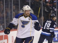 Backes may move back to the wing (Bruce Fedyck-USA TODAY Sports)