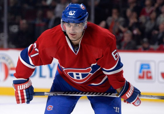 If Max Pacioretty Isn't 100%, What's Plan 'B' For Canadiens?
