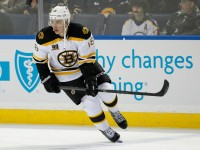 Reilly Smith has stepped up during the Bruins' rash of injuries and suspensions, and fantasy managers should take notice. (Kevin Hoffman-USA TODAY Sports)