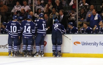 Marlies Make ACC Second Home