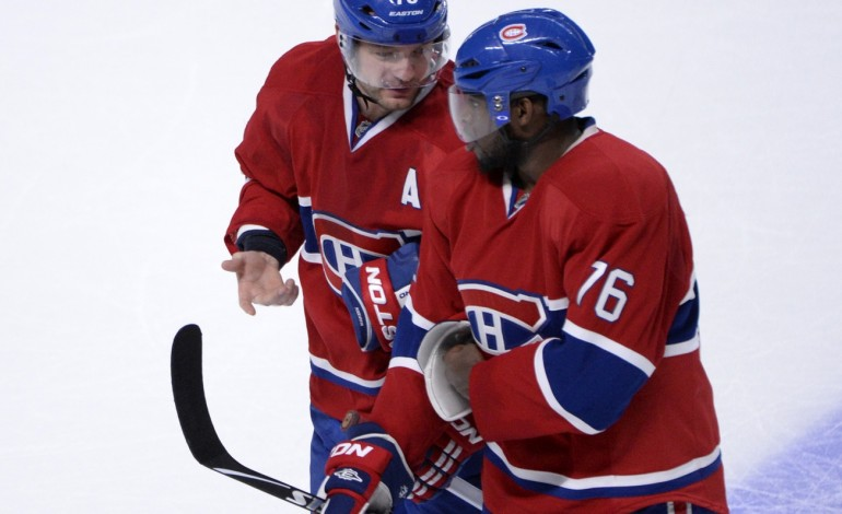 Subban Not Ready to Lead