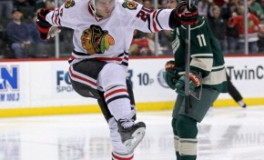 A Saad Among Men: Brandon Becoming Valuable Part of Hawks