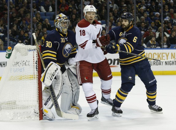 Buffalo Sabres (Kevin Hoffman-USA TODAY Sports)