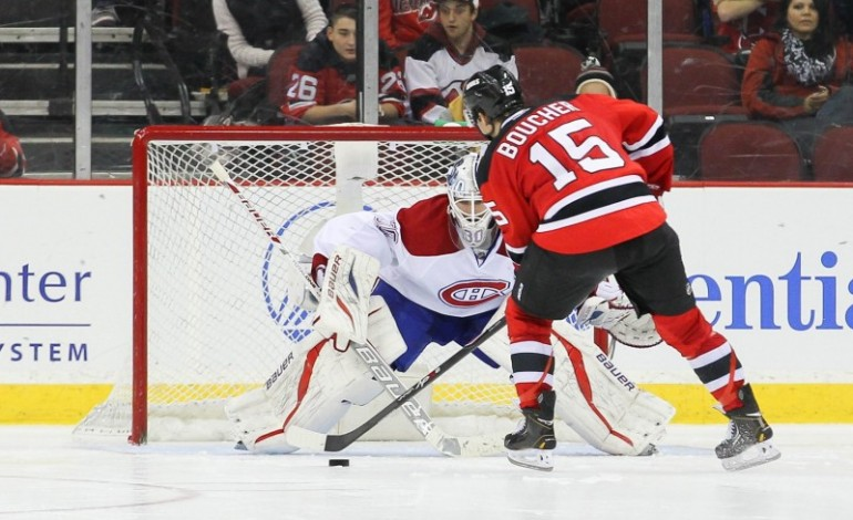 Will New Jersey Devils Rookie Reid Boucher Be Returning to Albany?