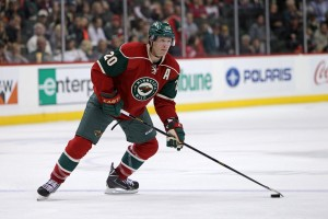 Ryan Suter led the league in TOI at 29:24 per game