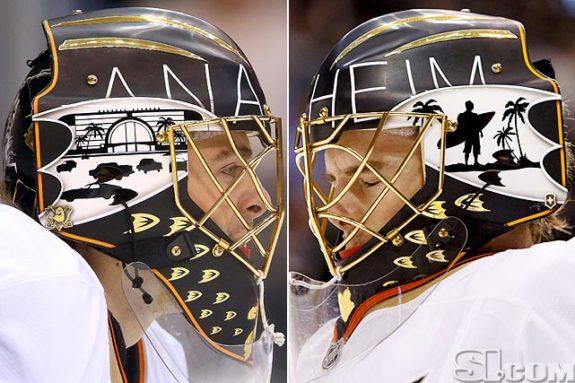Hiller Ducks Mask