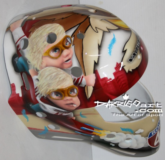 Mike Smith Coyotes Mask