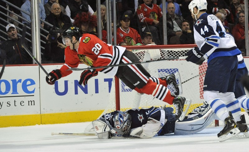 Brandon Saad - Bleackwaks 2nd round gem (David Banks-USA TODAY Sports)