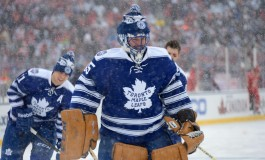 Toronto Maple Leafs Training Camp: The Goaltenders