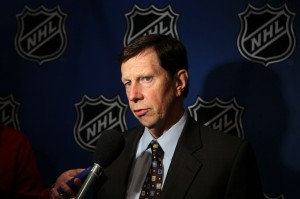 Team USA GM David Poile. (Brad Penner-USA TODAY Sports)