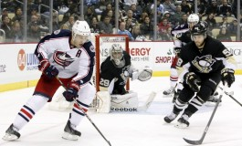No Love Lost Between Blue Jackets and Penguins